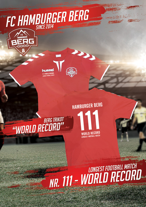 111 World Record Trikot